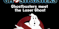 Ghostbusters Meet the Laser Ghost
