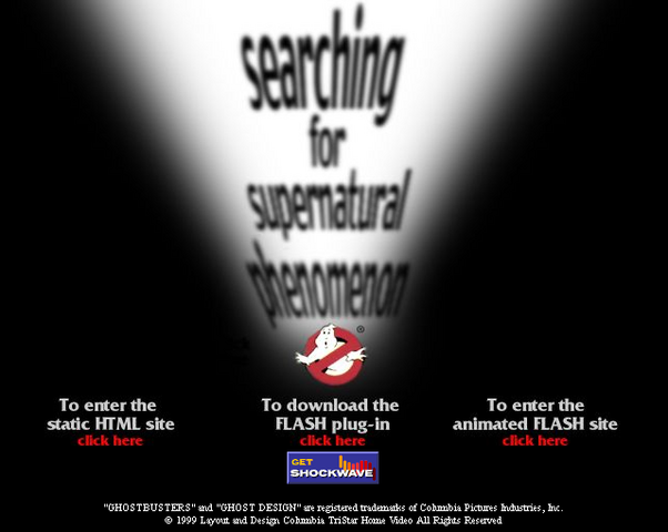 File:Ghostbusters Official Website 1999 img01.png