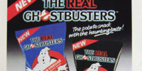 The Real Ghostbusters Potato Snacks