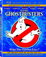 Ghostbusters4KBluray