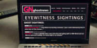 Ghost News website
