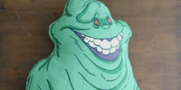 Slimer Plush Pillow (Only Kids)
