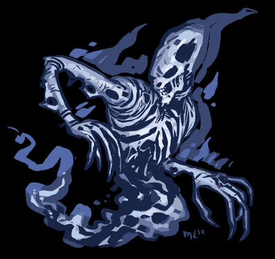 Blue spook