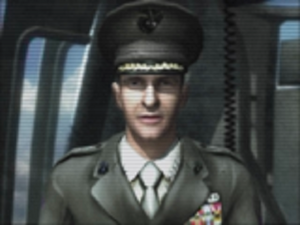 Major General Martin