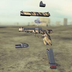 Future Soldier FN FiveseveN 8