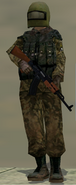 Russian Soldier 27