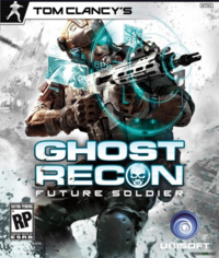 Tom clancys ghost recon future soldier