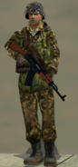 Russian Soldier 13