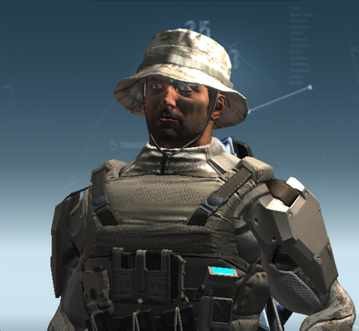 File:Military Boonie TAN.png