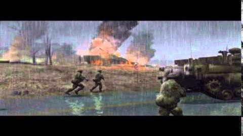 Tom Clancy's Ghost Recon mission Zebra Straw success