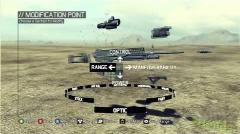 Ghost Recon Future Soldier Gunsmith Walkthrough