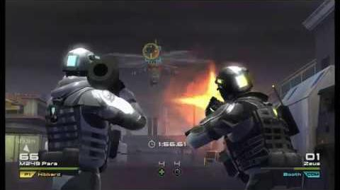Tom Clancy's Ghost Recon Wii - M5 Just Visiting