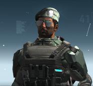 Military Beret JGL