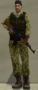 Russian Soldier 15
