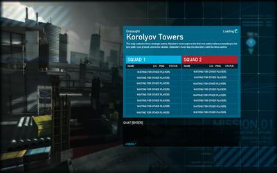 Korolyov Towers