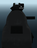 AK12 iron sight