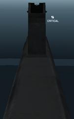 CAWS modmaster iron sights