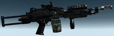 M249-H Para BLK art