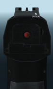 Tr-1 iron sights