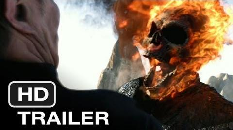 Ghost Rider Spirit of Vengeance Trailer