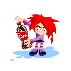 Giana-soda