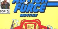 Action Force Monthly 10