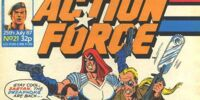 Action Force (weekly) 21