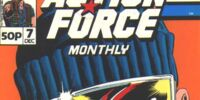 Action Force Monthly 7
