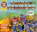 Transformers (Marvel UK)/Gallery
