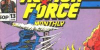 Action Force Monthly 13