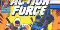 Action Force (weekly) 22