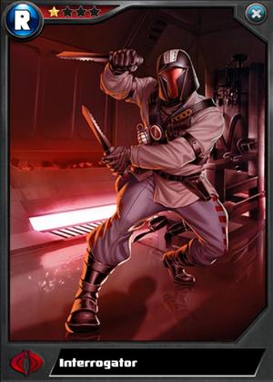 Interrogator (Super Soldier) R1