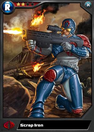 Scrap Iron R2