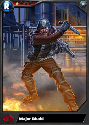 Major Bludd (SS) R1