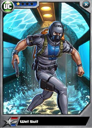 Wet Suit UC1