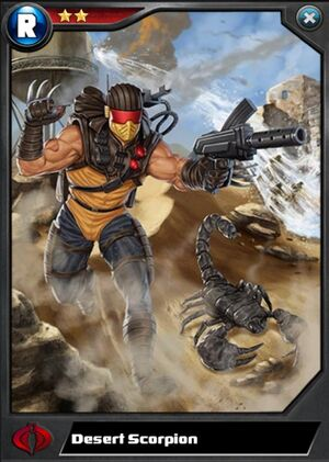 Desert Scorpion R2