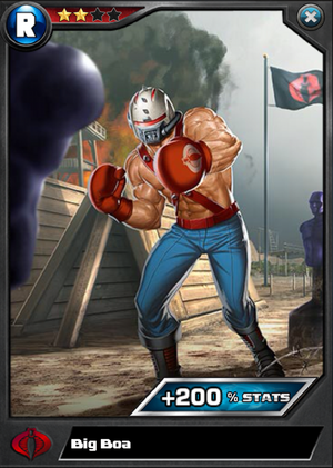Big Boa (Elite) R2