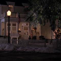 Lane's house