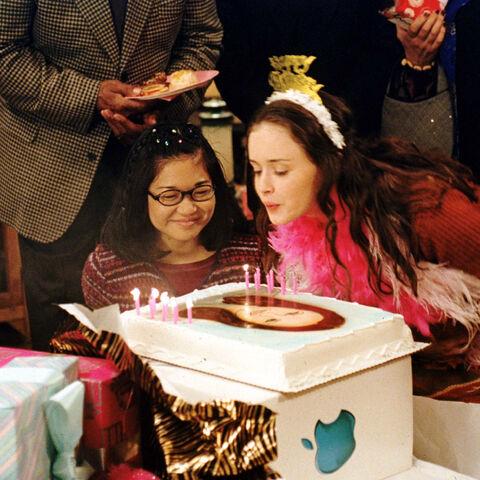 Rory's Birthday Parties