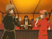 Sougo, Hasegawa and Kagura Episode 17