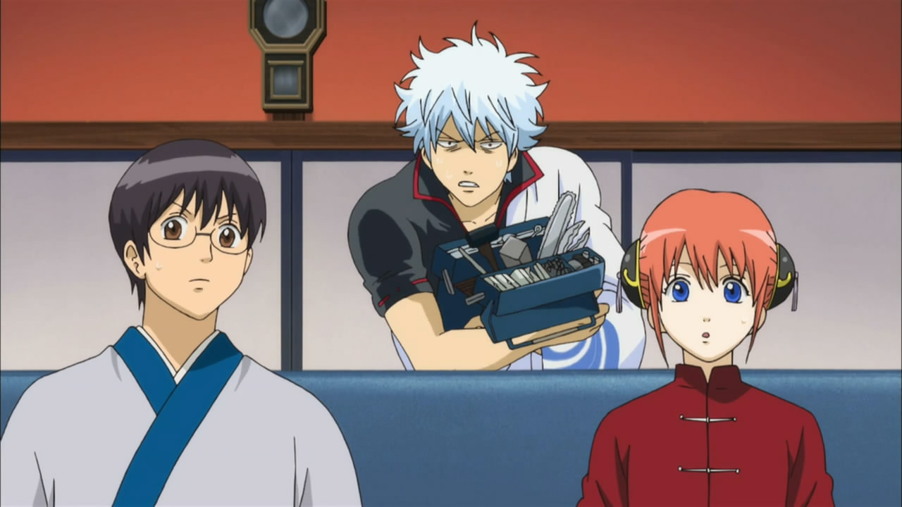Episode 224   Gintama   FANDOM powered by Wikia