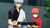 Gintoki and Kagura Episode 267