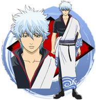 Gintoki Artwork