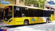 Volvo B7RLE Girl Meets World P2P Bus 1 (1)