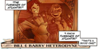 The Heterodyne Boys and the Turbines of Atlantis