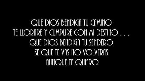 Joan Sebastian-Que Dios Bendiga (Estudio 2012 Con Letra)