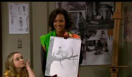 Maya Draws Farkle