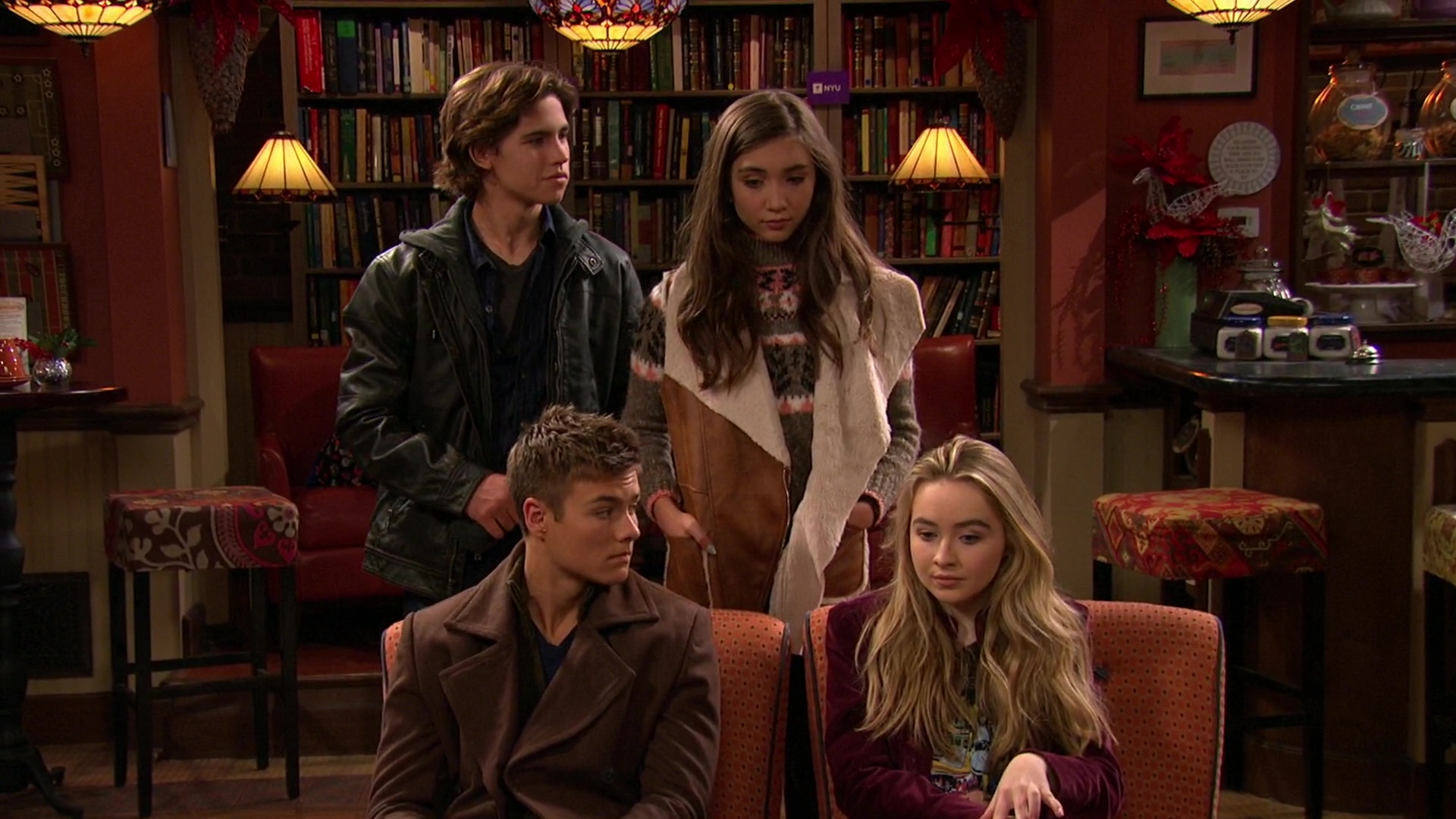 lucas and maya from girl meets world See how much the cast of disney channel's 'girl meets world' has changed since the first episode aired they've certainly grown up a whole lot.