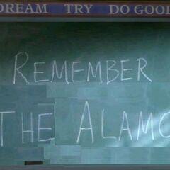 Remember The Alamo <a href=