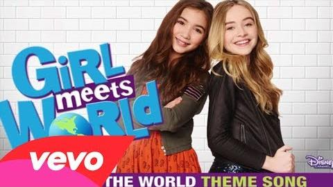 """Take On the World (From """"Girl Meets World"""" Theme Song from the TV Series Audio Only)"""
